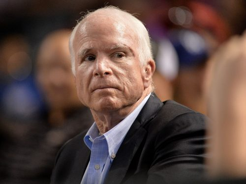 With 1 Sentence John McCain Taught 3 Lessons For You to Remember About Leadership