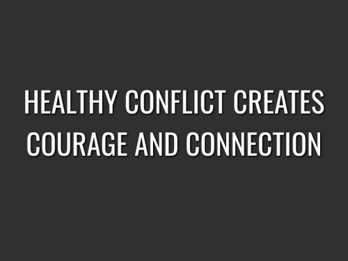 How to Leverage Healthy Conflict as a Leader to Improve Performance