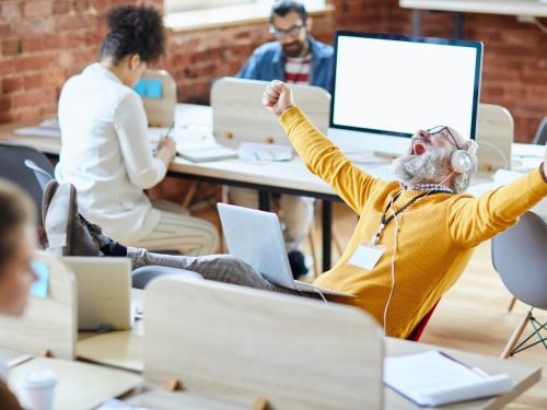 Why Being Excited About Your Work Will Accelerate Your Success